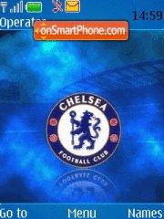 Chelsea 2008 theme screenshot