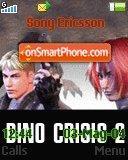 Dino crisis es el tema de pantalla