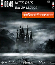 Castle by Altvic theme screenshot