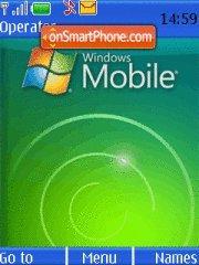 Windows XP Mobile theme screenshot