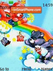 Care bears tema screenshot