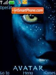 Avatar 04 theme screenshot