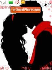 Love Couples theme screenshot