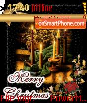 Christmas 05 es el tema de pantalla