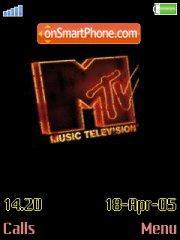 Mtv es el tema de pantalla