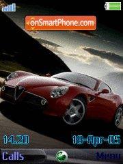Alfa Romeo es el tema de pantalla
