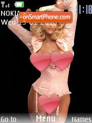 Nicole Smith1 es el tema de pantalla