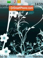 Abstrakt theme screenshot