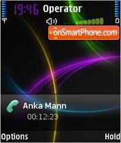 Colorfull theme screenshot
