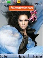Glamur theme screenshot