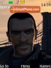 GTA 4 - Niko theme screenshot