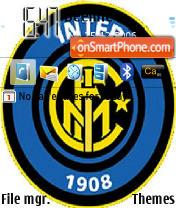 Inter Millan es el tema de pantalla