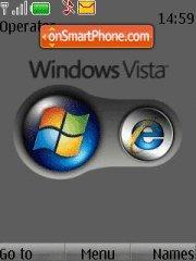 Wind Vista es el tema de pantalla