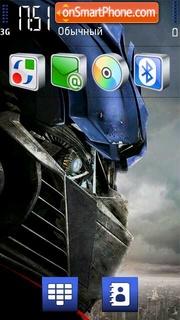 Transformer 03 theme screenshot