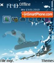 Extreme 01 es el tema de pantalla