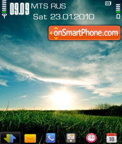Nature by Altvic theme screenshot