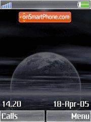 Moon es el tema de pantalla