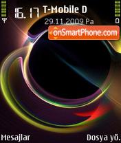 Rainbow Ocean 01 es el tema de pantalla