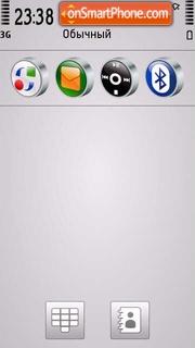 Gray 03 es el tema de pantalla