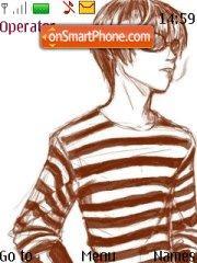 Matt (Death Note) theme screenshot