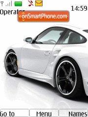 Porsche 322 theme screenshot