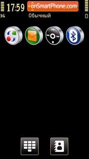 BlackGold es el tema de pantalla