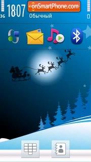 Christmas 08 theme screenshot