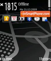 Navigator 5800 theme screenshot