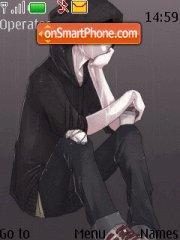 Solitude tema screenshot