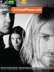 Nirvana theme theme screenshot