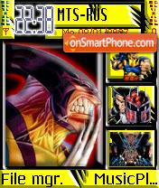 X-Men Wolverine vol2 es el tema de pantalla