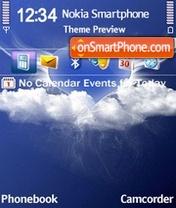 Love Blue 01 es el tema de pantalla