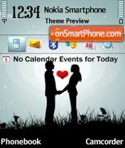 Love 2012 es el tema de pantalla