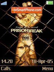Prison Break+Mmedia es el tema de pantalla