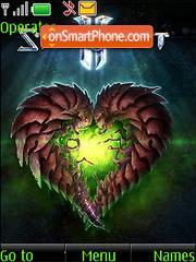 Star Craft Green theme screenshot