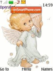 Angel Love es el tema de pantalla