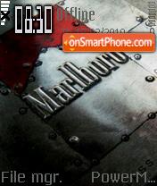 Marlboro es el tema de pantalla