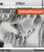 First kiss 03 es el tema de pantalla