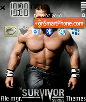 John Cena 04 theme screenshot