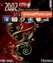 Heart 17 es el tema de pantalla