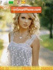 Taylor Swift es el tema de pantalla