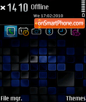 Mosaic Mad 2.03 3rd theme screenshot