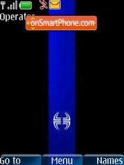Black and Blue es el tema de pantalla