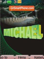 Michael Name es el tema de pantalla