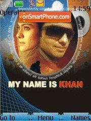 Ny Name is KHAN theme screenshot