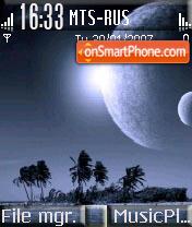 Moonlight es el tema de pantalla