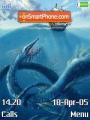 Kraken es el tema de pantalla