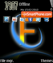 Firefox 11 es el tema de pantalla