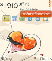 Find the Love 01 es el tema de pantalla