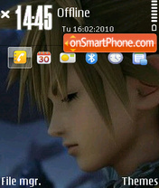 Kingdom hearts 07 theme screenshot